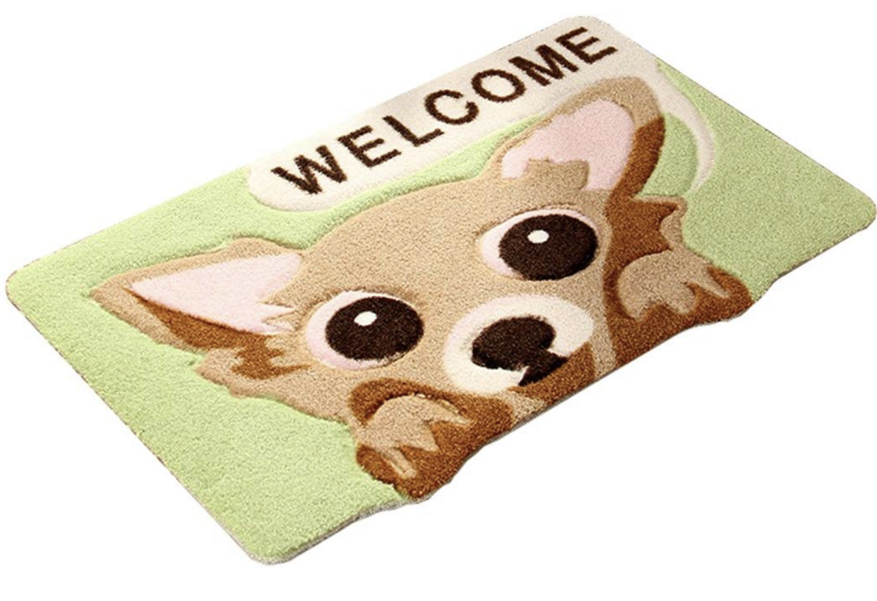 Chihuahua doormats 6