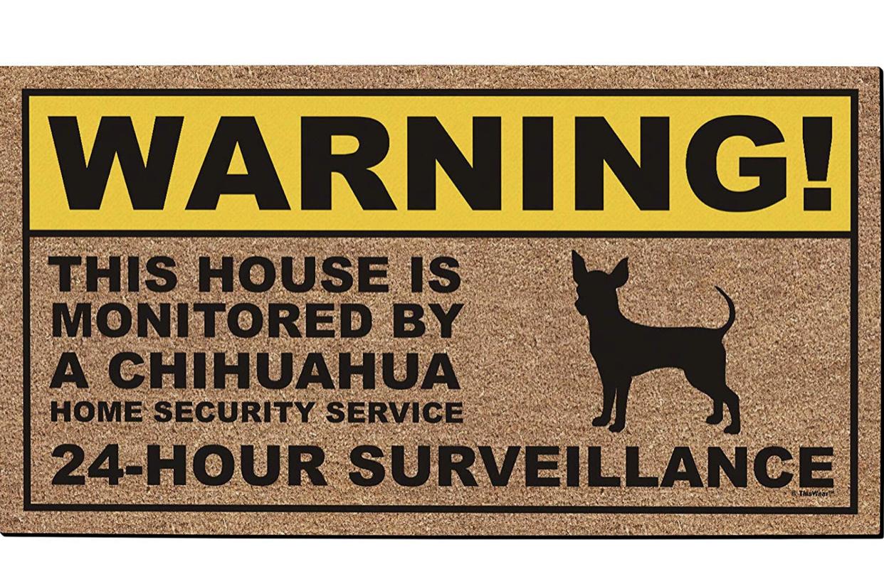 Chihuahua doormats 1